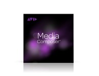 Avid Media Composer Software v 5.5 with Software Licensing for PC and Mac - End User